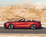 2020 BMW M8 Competition Convertible (UK-Spec) Side Wallpapers 150x120 (14)