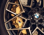 2020 BMW M8 Competition Coupe (UK-Spec) Brakes Wallpapers 150x120 (27)