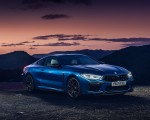 2020 BMW M8 Competition Coupe (UK-Spec) Front Three-Quarter Wallpapers 150x120 (24)