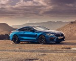 2020 BMW M8 Competition Coupe (UK-Spec) Front Three-Quarter Wallpapers 150x120 (18)