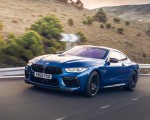 2020 BMW M8 Competition Coupe (UK-Spec) Front Three-Quarter Wallpapers 150x120 (3)