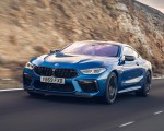2020 BMW M8 Competition Coupe (UK-Spec) Front Three-Quarter Wallpapers 150x120 (2)