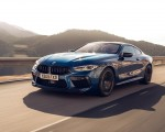2020 BMW M8 Competition Coupe (UK-Spec) Front Three-Quarter Wallpapers 150x120 (6)