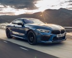 2020 BMW M8 Competition Coupe (UK-Spec) Front Three-Quarter Wallpapers 150x120 (7)