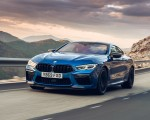 2020 BMW M8 Competition Coupe (UK-Spec) Front Three-Quarter Wallpapers 150x120 (9)