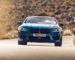 2020 BMW M8 Competition Coupe (UK-Spec) Front Wallpapers 150x120 (14)