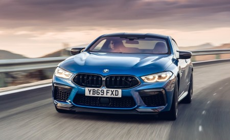 2020 BMW M8 Competition Coupe (UK-Spec) Wallpapers HD