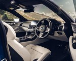 2020 BMW M8 Competition Coupe (UK-Spec) Interior Wallpapers 150x120 (34)