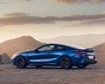 2020 BMW M8 Competition Coupe (UK-Spec) Rear Three-Quarter Wallpapers 150x120 (22)