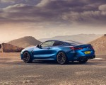 2020 BMW M8 Competition Coupe (UK-Spec) Rear Three-Quarter Wallpapers 150x120 (21)