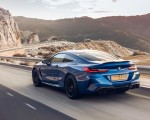 2020 BMW M8 Competition Coupe (UK-Spec) Rear Three-Quarter Wallpapers 150x120 (10)