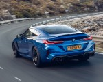 2020 BMW M8 Competition Coupe (UK-Spec) Rear Three-Quarter Wallpapers 150x120 (11)
