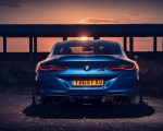 2020 BMW M8 Competition Coupe (UK-Spec) Rear Wallpapers 150x120 (25)