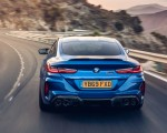 2020 BMW M8 Competition Coupe (UK-Spec) Rear Wallpapers 150x120 (12)