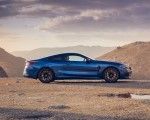 2020 BMW M8 Competition Coupe (UK-Spec) Side Wallpapers 150x120 (23)