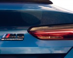 2020 BMW M8 Competition Coupe (UK-Spec) Tail Light Wallpapers 150x120 (29)