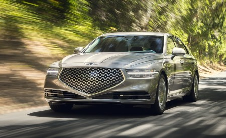 2020 Genesis G90 Wallpapers & HD Images