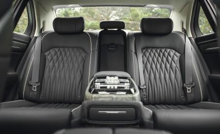 2020 Genesis G90 Interior Rear Seats Wallpapers 450x275 (38)