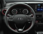 2020 Hyundai i10 N Line Interior Steering Wheel Wallpapers 150x120 (2)
