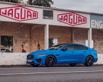2020 Jaguar XE Reims Edition Front Three-Quarter Wallpapers 150x120 (25)