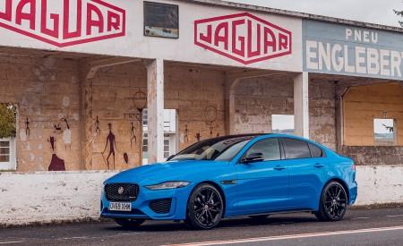 2020 Jaguar XE Reims Edition Front Three-Quarter Wallpapers 450x275 (26)