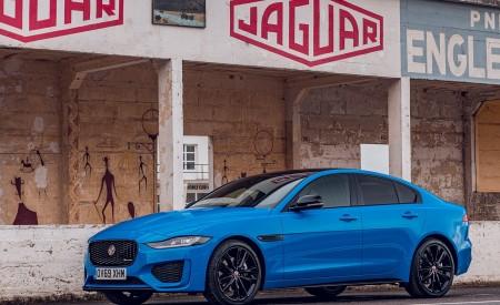 2020 Jaguar XE Reims Edition Front Three-Quarter Wallpapers 450x275 (28)