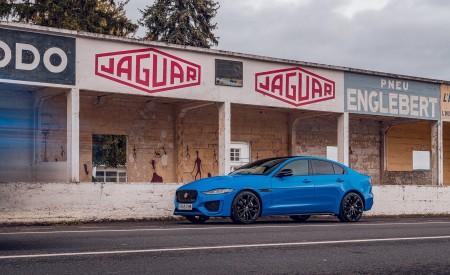 2020 Jaguar XE Reims Edition Front Three-Quarter Wallpapers 450x275 (29)