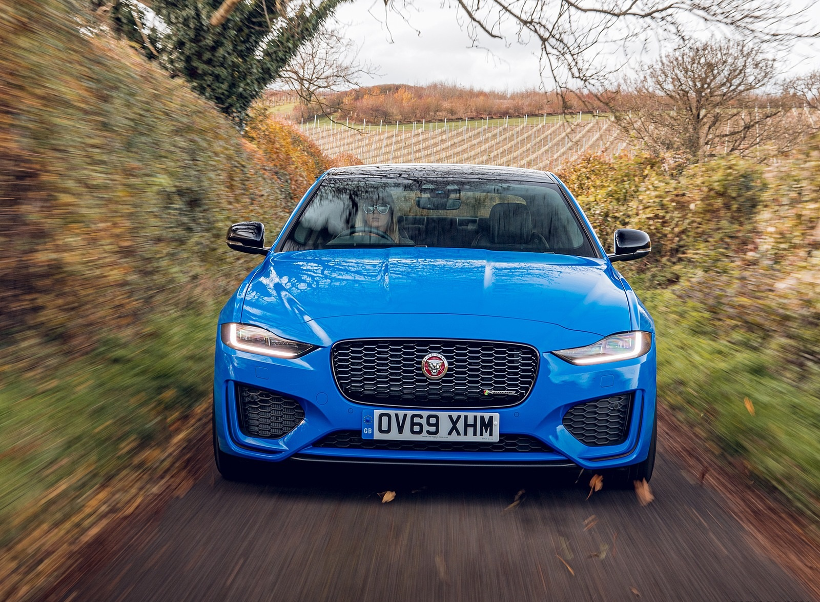 2020 Jaguar XE Reims Edition Front Wallpapers (8)