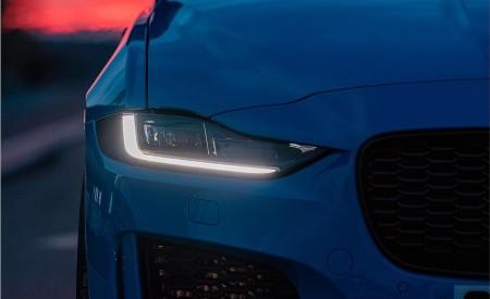 2020 Jaguar XE Reims Edition Headlight Wallpapers 450x275 (66)