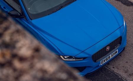 2020 Jaguar XE Reims Edition Hood Wallpapers 450x275 (54)