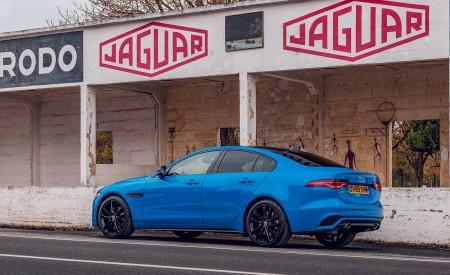 2020 Jaguar XE Reims Edition Rear Three-Quarter Wallpapers 450x275 (41)
