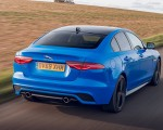 2020 Jaguar XE Reims Edition Rear Three-Quarter Wallpapers 150x120 (17)