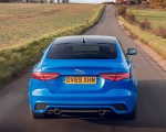 2020 Jaguar XE Reims Edition Rear Wallpapers 150x120 (18)