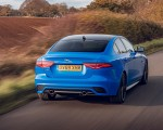 2020 Jaguar XE Reims Edition Rear Wallpapers 150x120 (11)