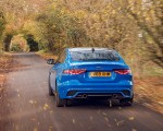 2020 Jaguar XE Reims Edition Rear Wallpapers 150x120 (21)