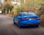 2020 Jaguar XE Reims Edition Rear Wallpapers 150x120 (22)