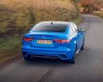 2020 Jaguar XE Reims Edition Rear Wallpapers 150x120 (23)