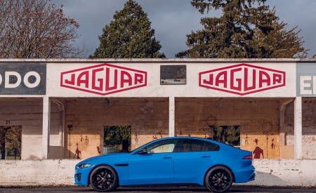 2020 Jaguar XE Reims Edition Side Wallpapers 450x275 (43)