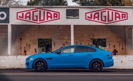 2020 Jaguar XE Reims Edition Side Wallpapers 450x275 (44)