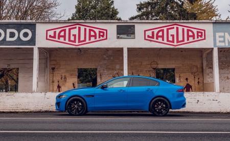 2020 Jaguar XE Reims Edition Side Wallpapers 450x275 (45)