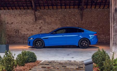 2020 Jaguar XE Reims Edition Side Wallpapers 450x275 (47)