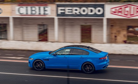 2020 Jaguar XE Reims Edition Side Wallpapers 450x275 (36)