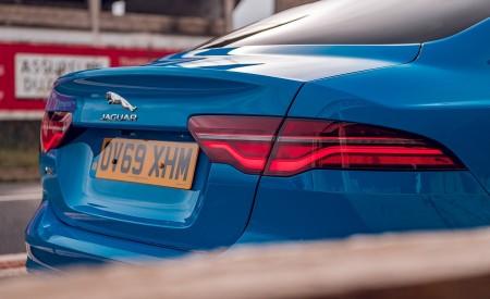 2020 Jaguar XE Reims Edition Tail Light Wallpapers 450x275 (78)