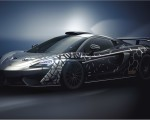 2020 McLaren 620R Front Three-Quarter Wallpapers 150x120