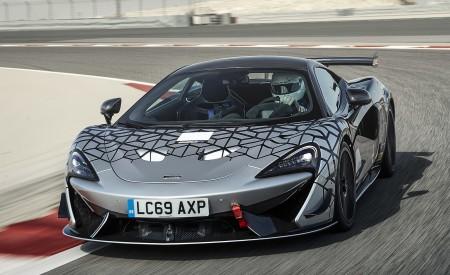 2020 McLaren 620R Wallpapers & HD Images