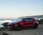 2020 Porsche Macan GTS (Color: Carmine Red) Front Three-Quarter Wallpapers 150x120 (27)
