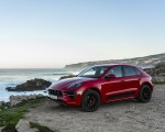 2020 Porsche Macan GTS (Color: Carmine Red) Front Three-Quarter Wallpapers 150x120 (28)