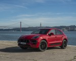 2020 Porsche Macan GTS (Color: Carmine Red) Front Three-Quarter Wallpapers 150x120 (14)