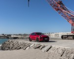 2020 Porsche Macan GTS (Color: Carmine Red) Front Three-Quarter Wallpapers 150x120 (15)