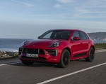 2020 Porsche Macan GTS (Color: Carmine Red) Front Three-Quarter Wallpapers 150x120 (4)